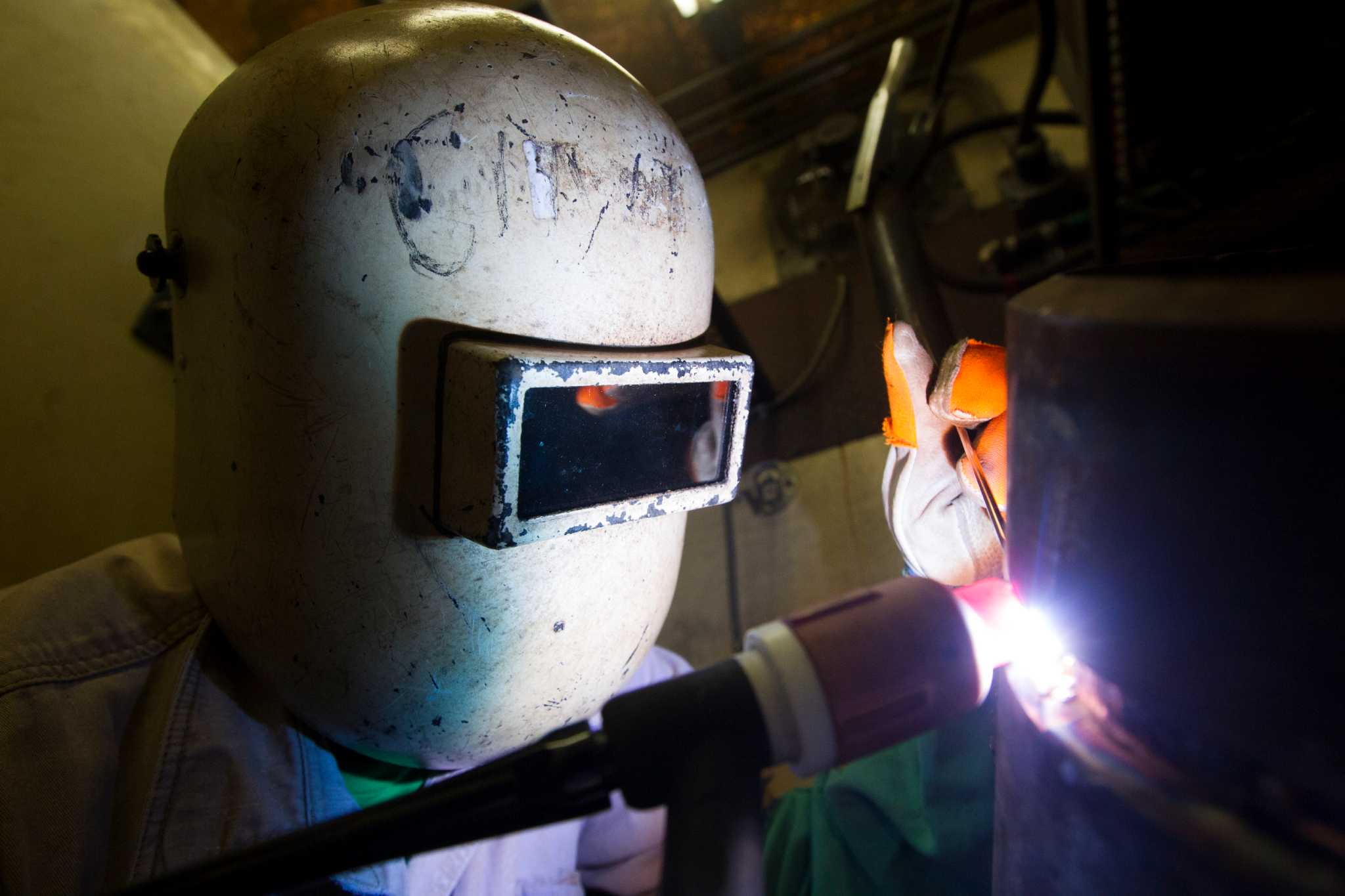 Accelerated Welding Program - Byers Technical Institute